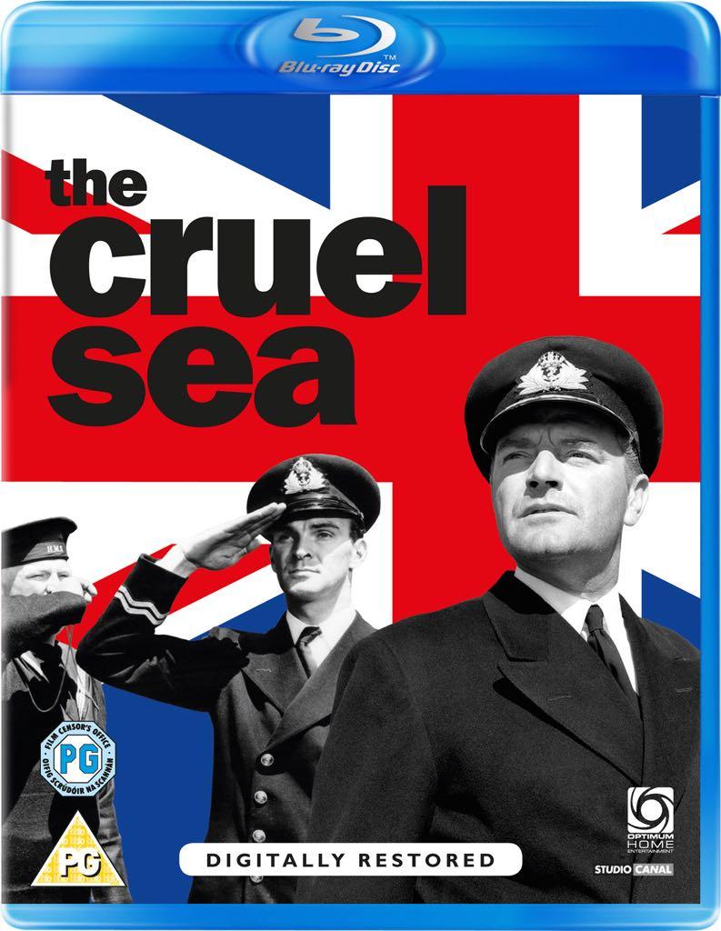 The Cruel Sea -  cover