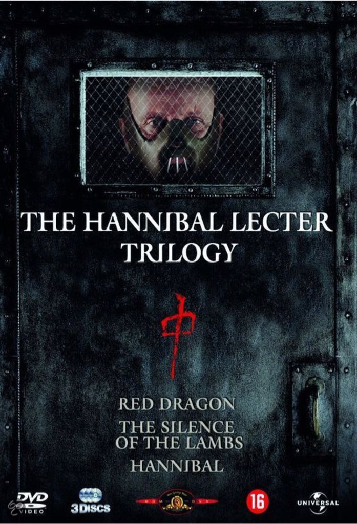 The Hannibal Lecter Trilogy -  cover