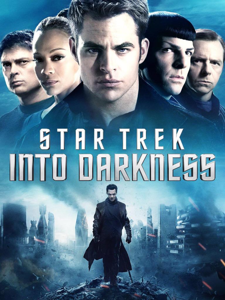 Star Trek: Into Darkness -  cover