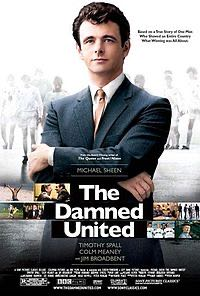 The Damned United -  cover