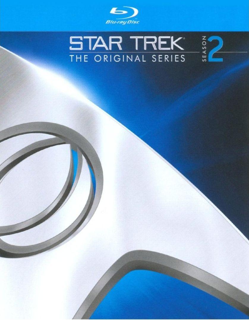Star Trek: The Original Series: Season 2 -  cover