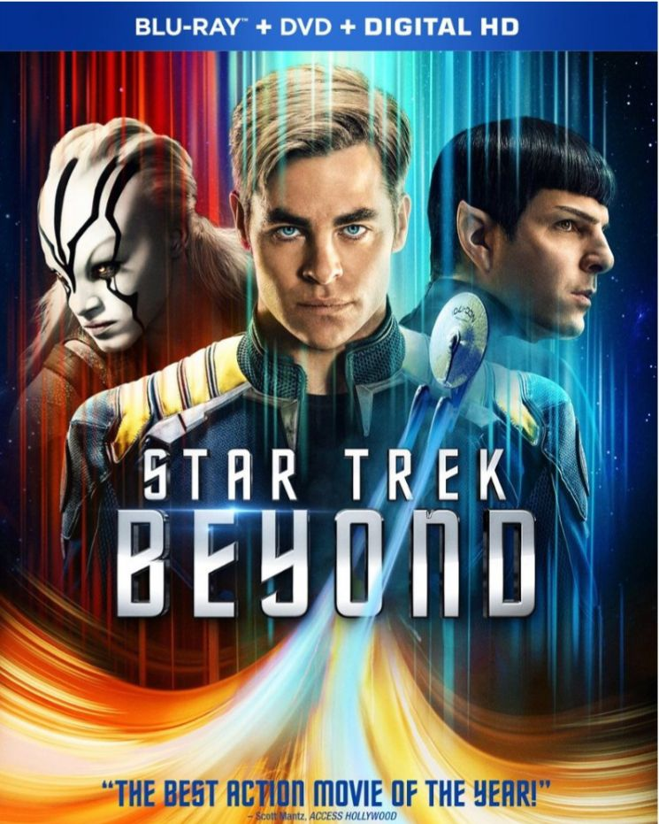 Star Trek: Beyond -  cover