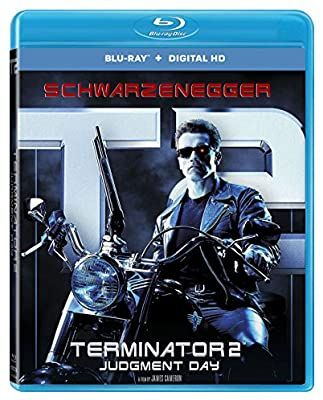 Terminator 2: Judgment Day -  cover
