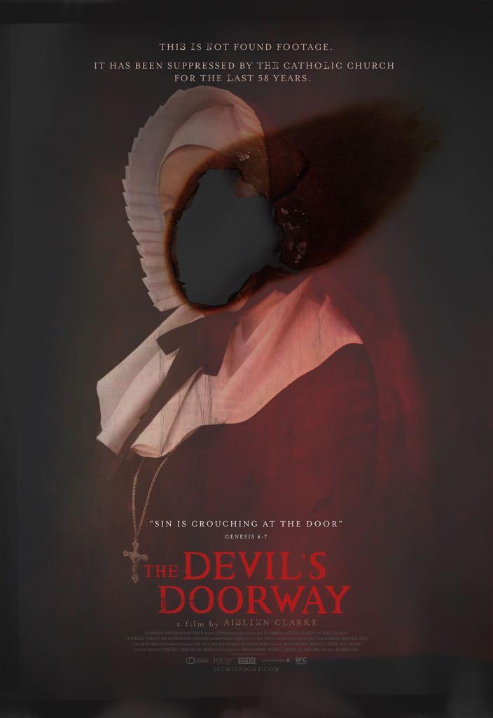The Devil's Doorway -  cover