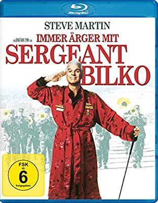Immer Ärger Mit Sergeant Bilko -  cover