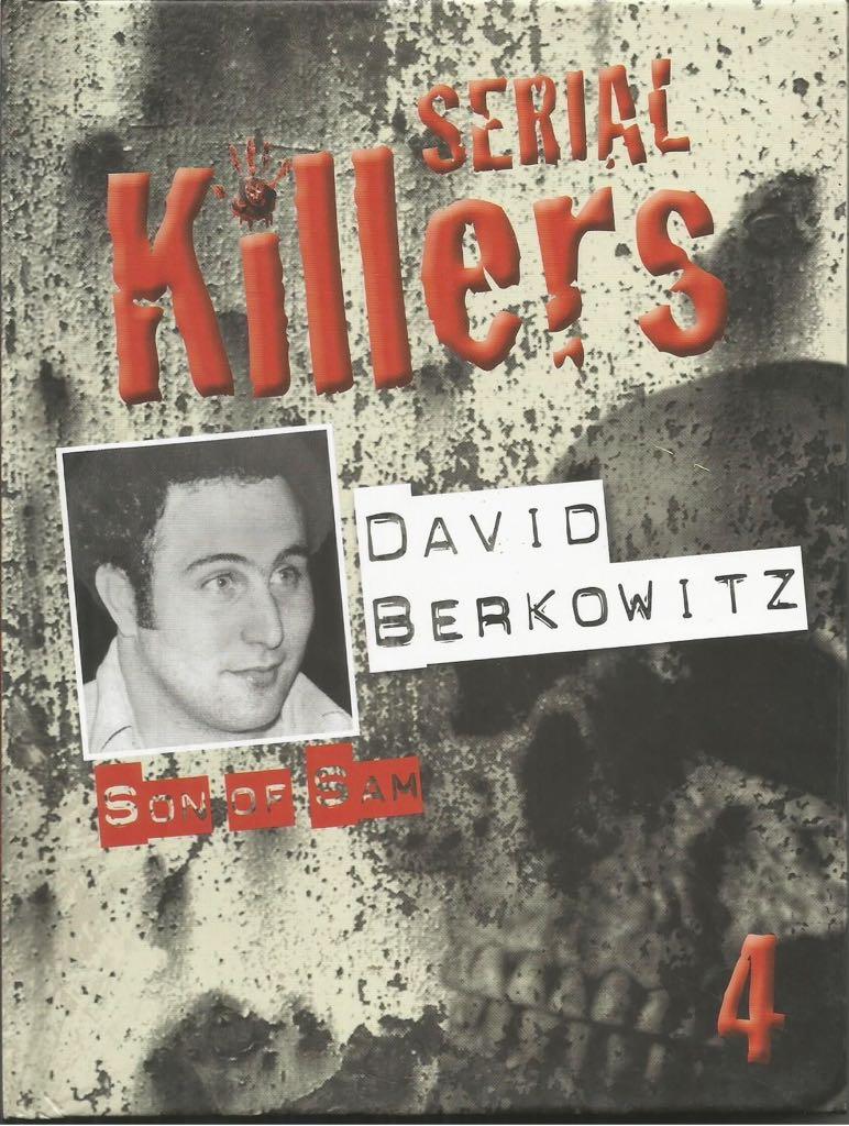 Serial Killers 4 - David Berkowitz -  cover