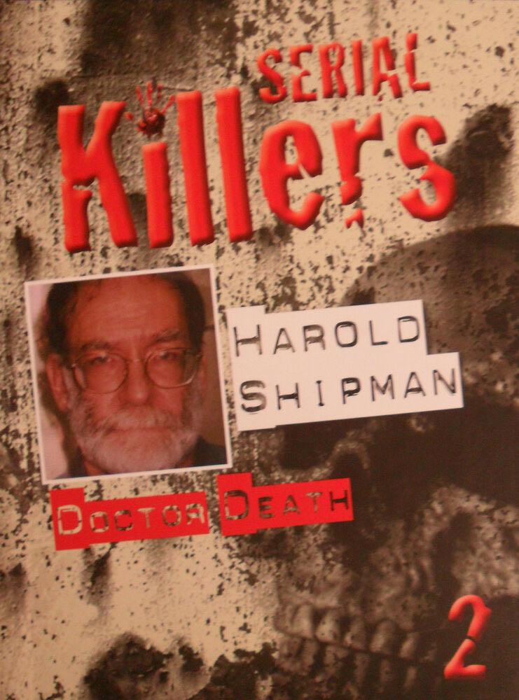 Serial Killers 2 - Harold Shipman -  cover