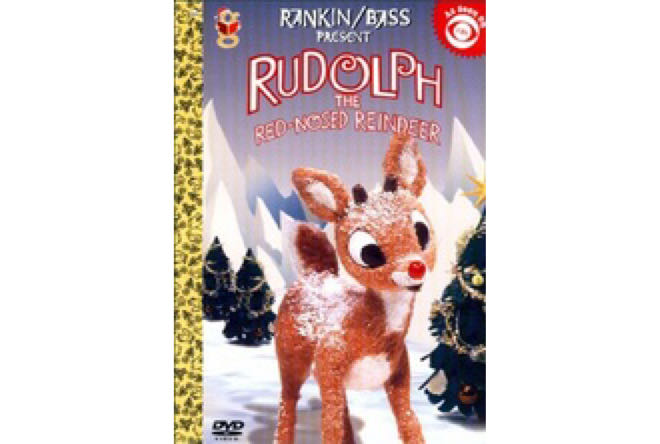 Rudolph the Red-Nosed Reindeer -  cover