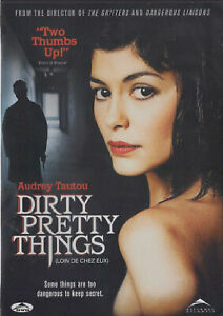 Dirty Pretty Things -  cover