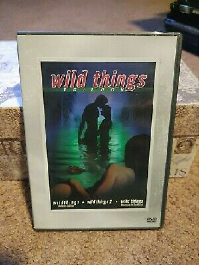 Wild Things Trilogy -  cover