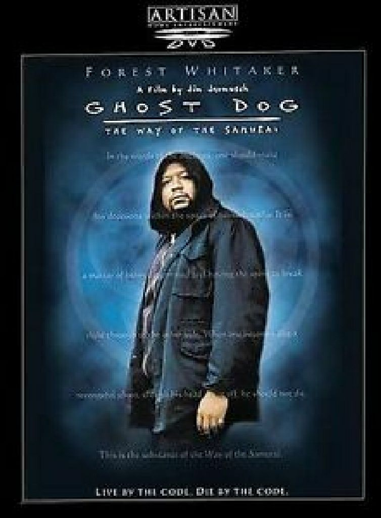 Ghost Dog: The Way of the Samurai -  cover