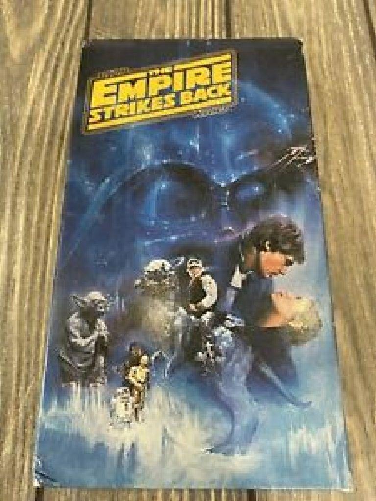 Star Wars: Empire Strikes Back -  cover