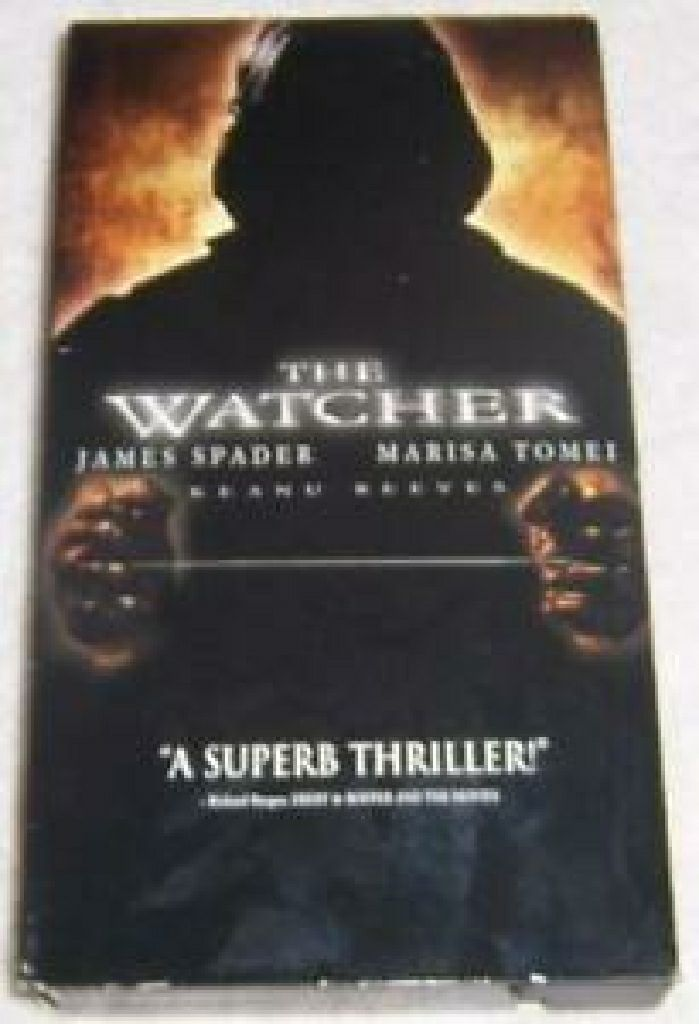 Watcher -  cover