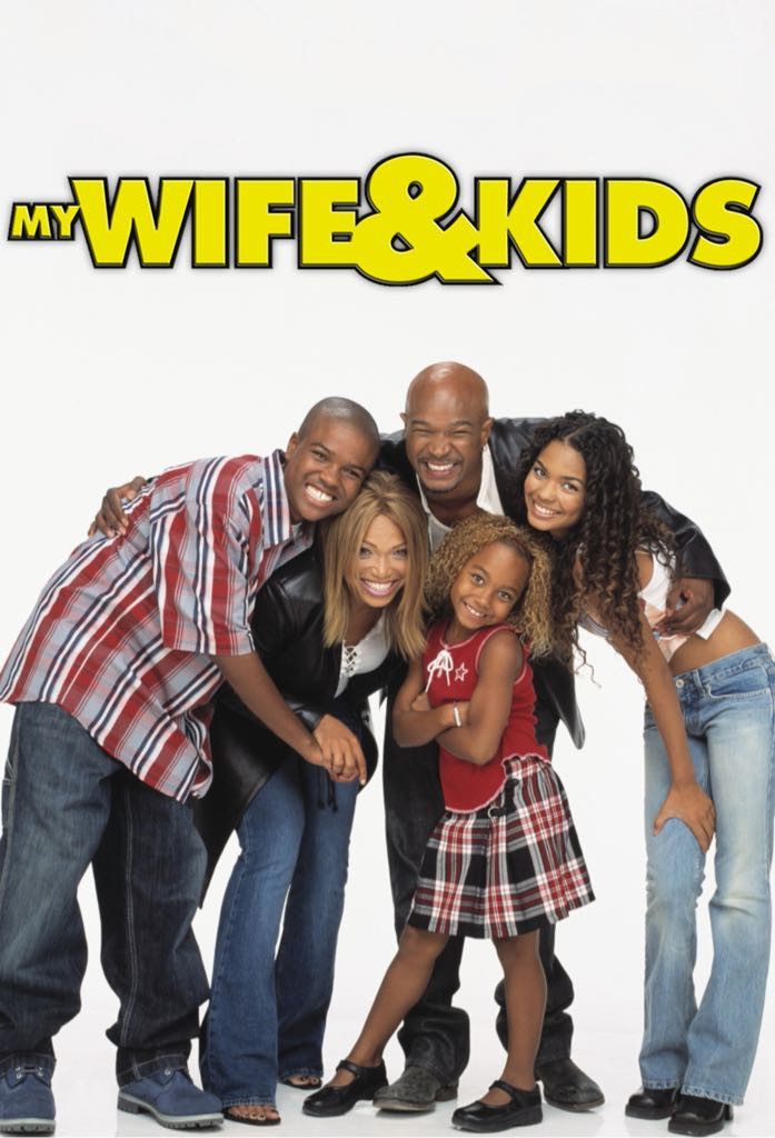 Aaa My Wife and Kids -  cover