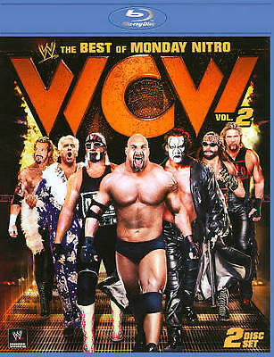 WWE - The Very Best Of WCW Monday Nitro Vol. 2 -  cover