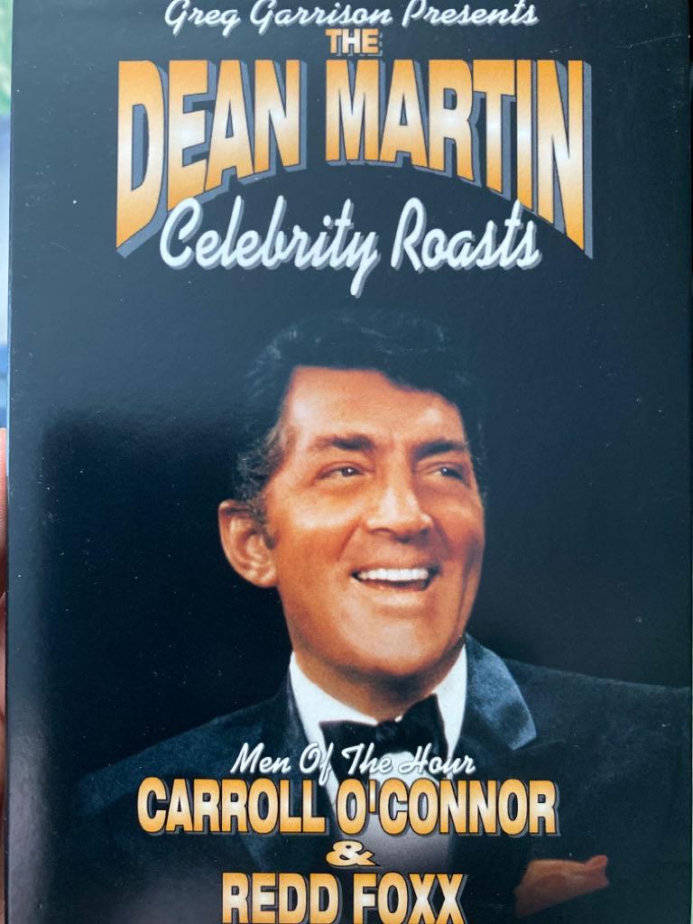 The Dean Martin Celebrity Roasts Carroll O'Connor & Redd Foxx -  cover