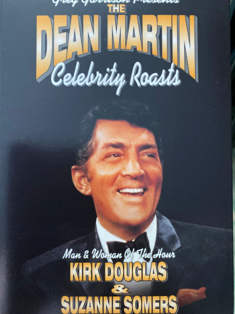 The Dean Martin Celebrity Roasts Kirk Douglas & Suzanne Somers -  cover