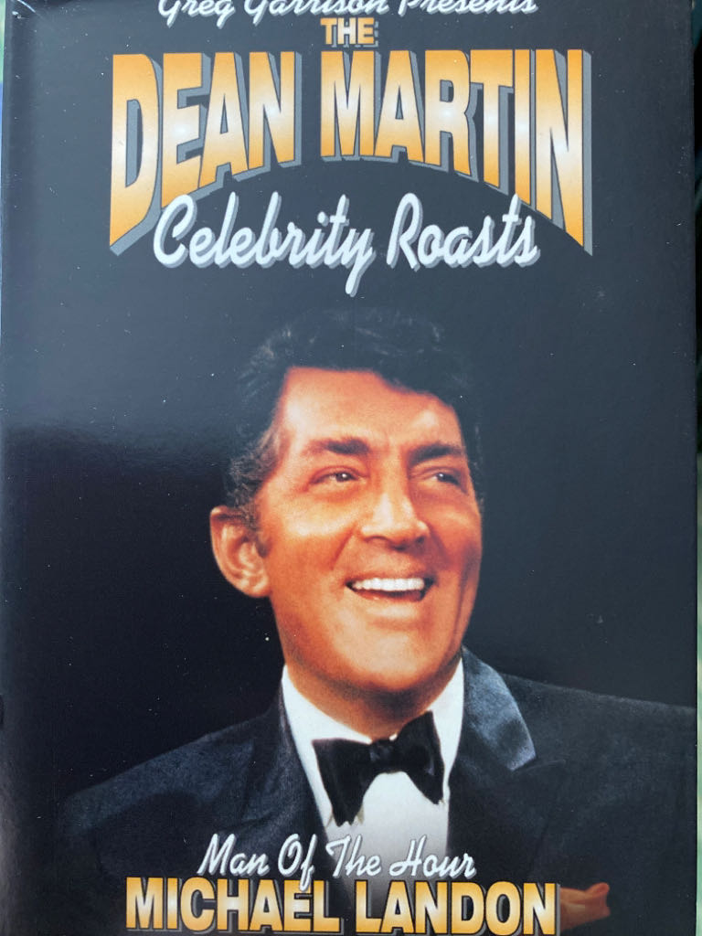 The Dean Martin Celebrity Roasts Michael Landon -  cover