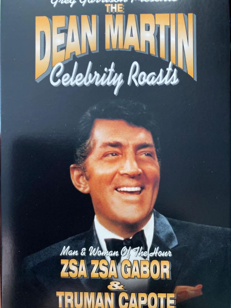 The Dean Martin Celebrity Roasts Zsa Zsa Gabor & Truman Capote -  cover