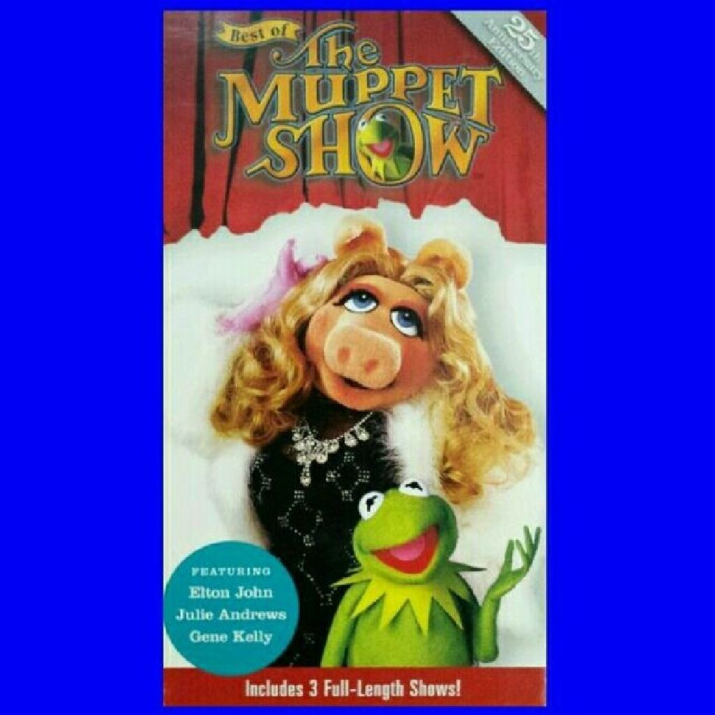 Best of The Muppet Show - Volume 1 -  cover