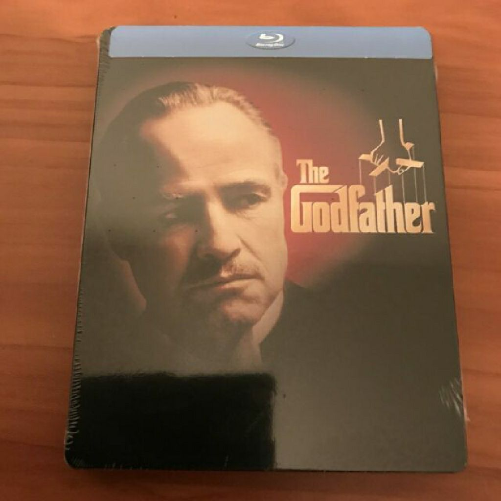 The Godfather  Steelbook -  cover