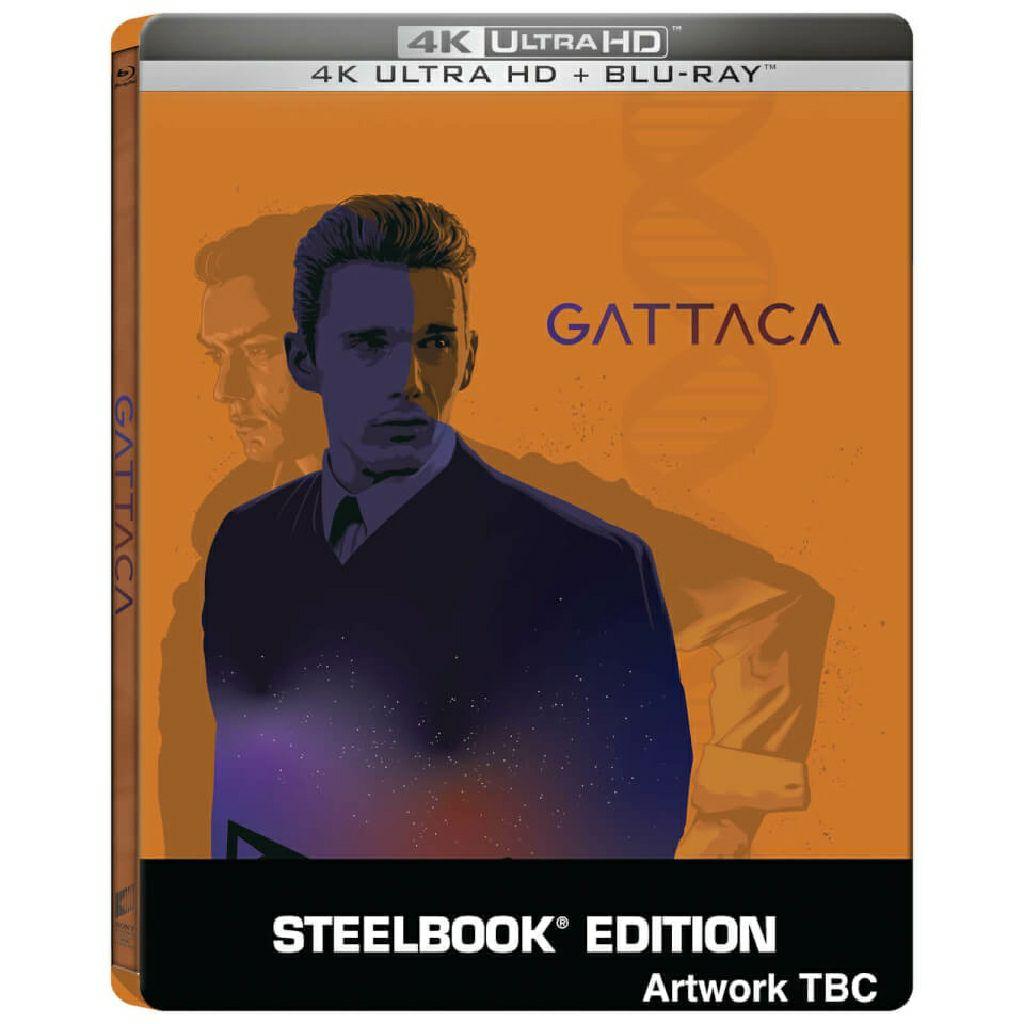 Gattaca  4k Steelbook -  cover