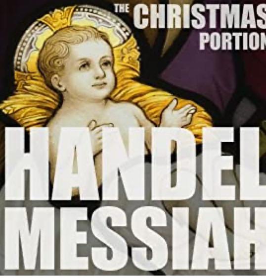 Messiah Christmas Portion -  cover