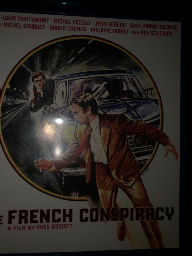 The French Conspiracy -  cover