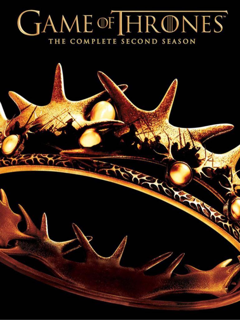 Game Of Thrones Saison2 -  cover