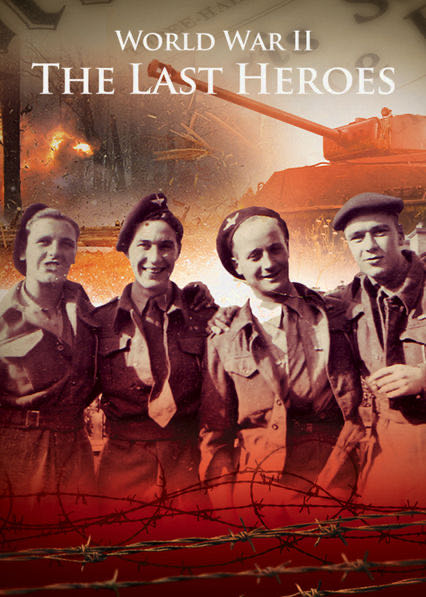 Last War Heroes -  cover
