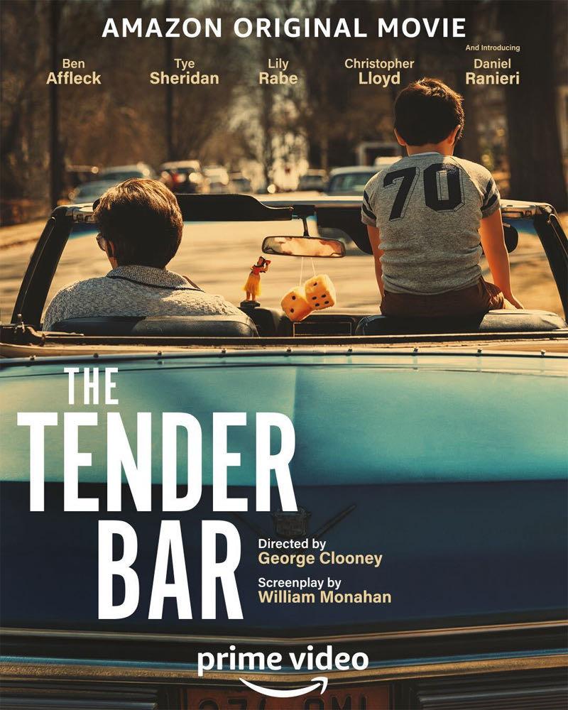 The Tender Bar -  cover