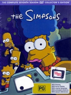 The Simpsons - 8712626022350