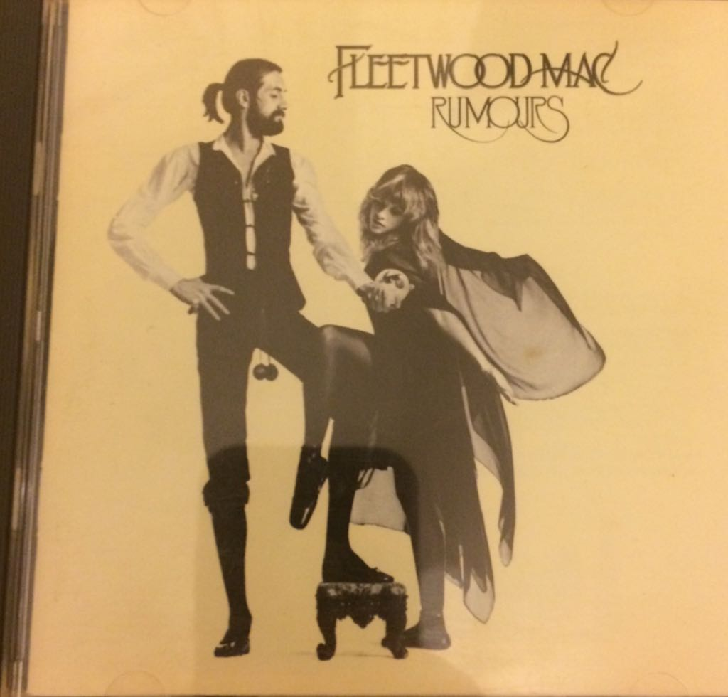 Rumours - CD cover