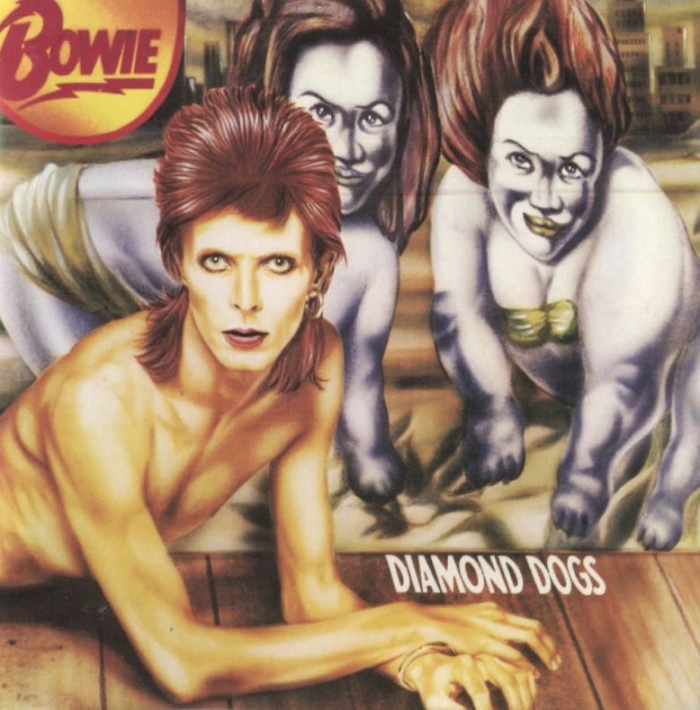 Diamond Dogs - MP3 cover