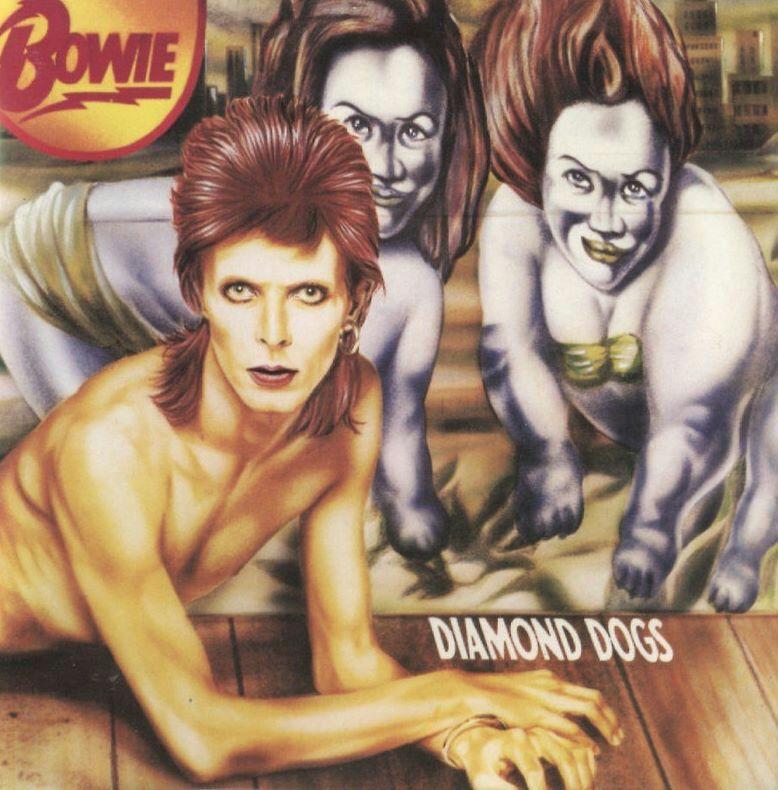 Diamond Dogs - MP3 cover