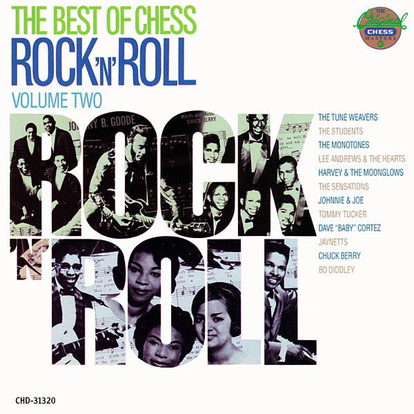 The Best Of Chess Rock 'n' Roll, Volume 2 -  cover
