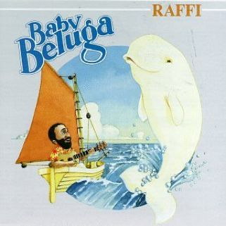 Baby Beluga - CD cover
