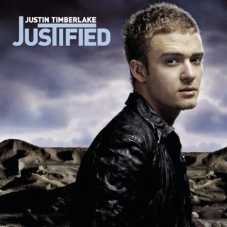 Justified - CD cover