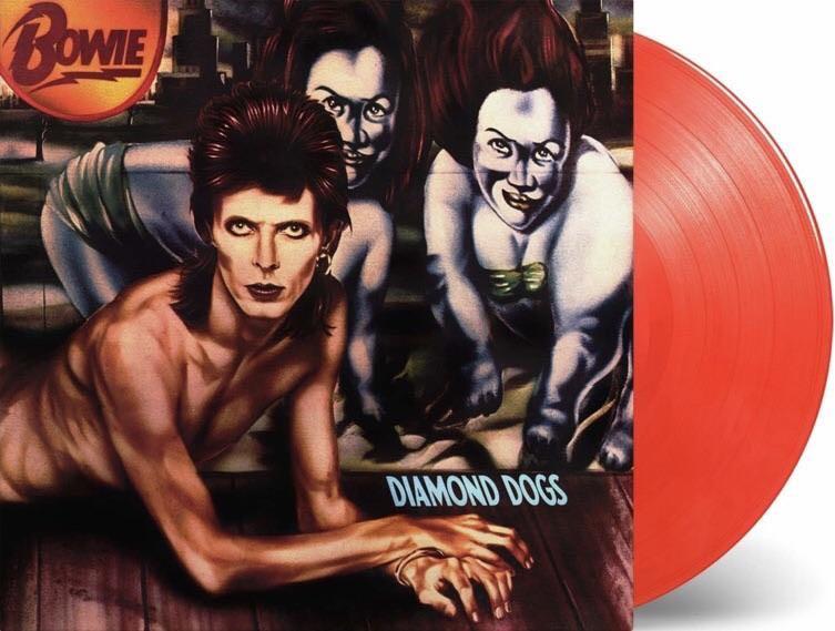 Diamond Dogs -  cover