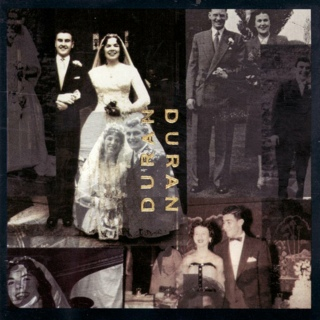 Duran Duran - CD cover