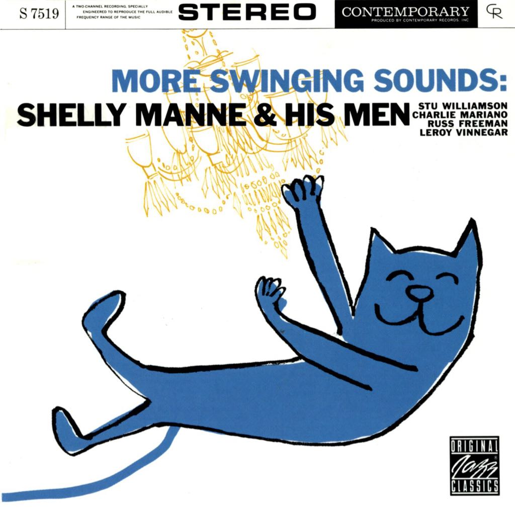More Swinging Sounds - CD cover