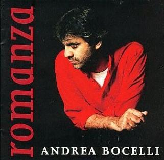 Romanza - CD cover