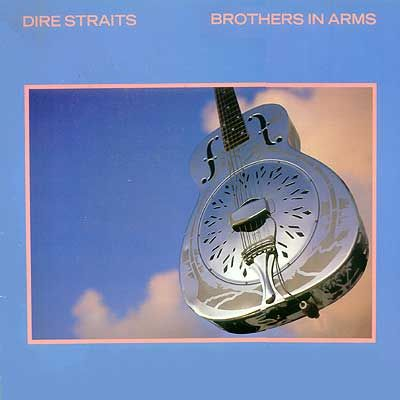 Brothers in Arms -  cover