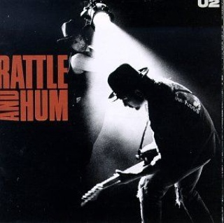Rattle And Hum - CD cover