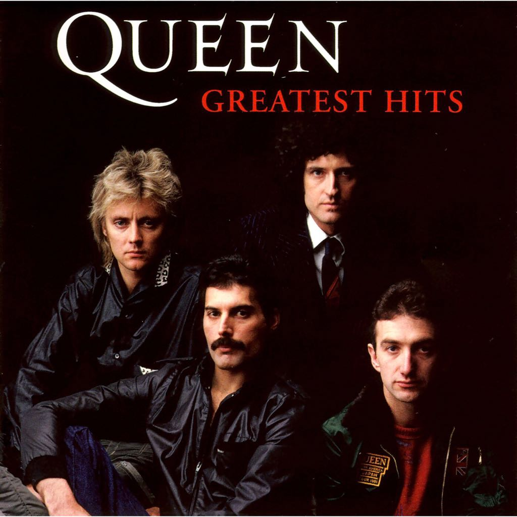 Queen - Greatest Hits - 12