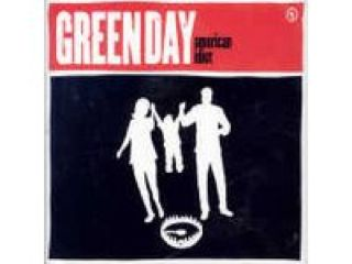 American Idiot - CD cover