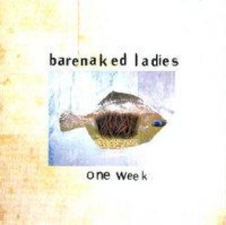 One Week - CD cover