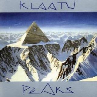 Peaks - CD cover