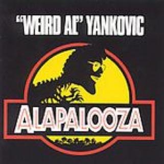 Alapalooza - CD cover