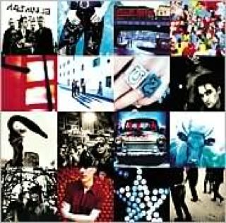Achtung Baby - CD cover